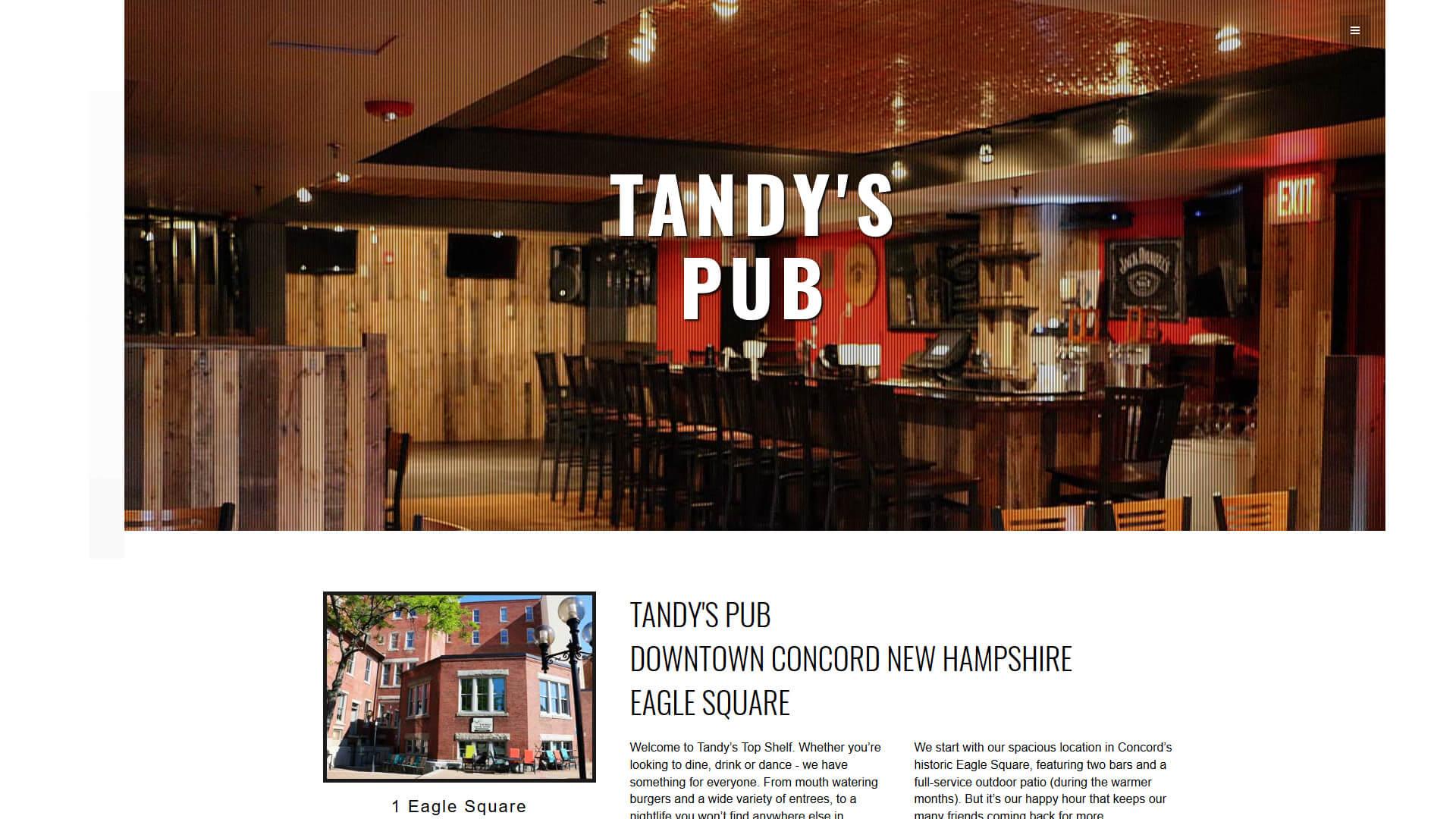 Tandys Pub
